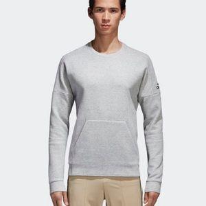 PRISTINE Adidas stadium ID sweatshirt